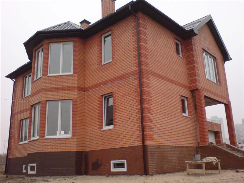 Замена фундамента кирпичного дома