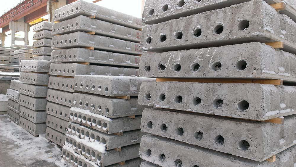 ЖБИ Железобетонные изделия раствор бетон в Тольятти